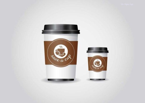 Branded Cup, Printed Paper Cup, Custom Cup, Mr Paper Cup