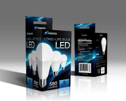 Bulb Packaging Boxes