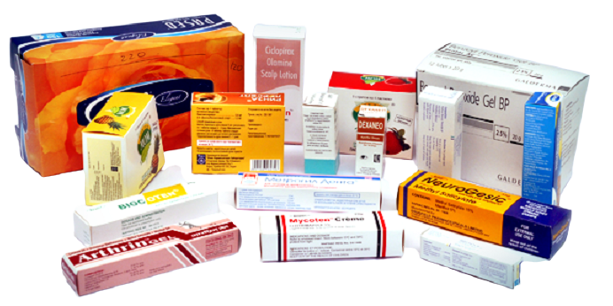 Pharmaceutical Corrugated Packaging Box